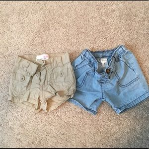 Other - Baby Girl Shorts